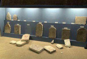 arheološki muzej zagreb - oštećeni artefakti nakon potresa - 2020