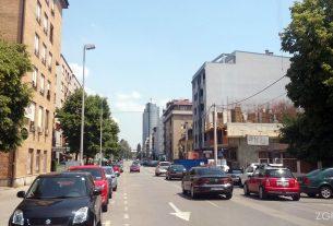 cibonin toranj, kranjčevićeva ulica, zagreb / srpanj 2016.