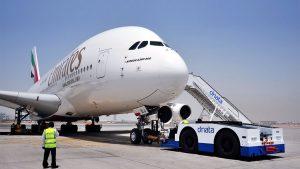 emirates airbus a380-800 - 2020