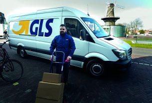GLS dostava paketa 2020