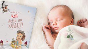 kako je kali došla na svijet? - personalizirana knjiga - tvornica snova - 2020