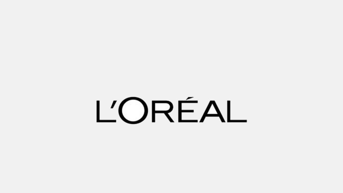loreal logo 2020