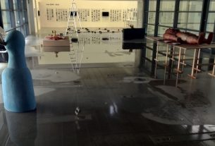 muzej suvremene umjetnosti zagreb - poplava nakon potresa - 2020