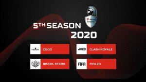 a1 adria league - 5. gaming sezona