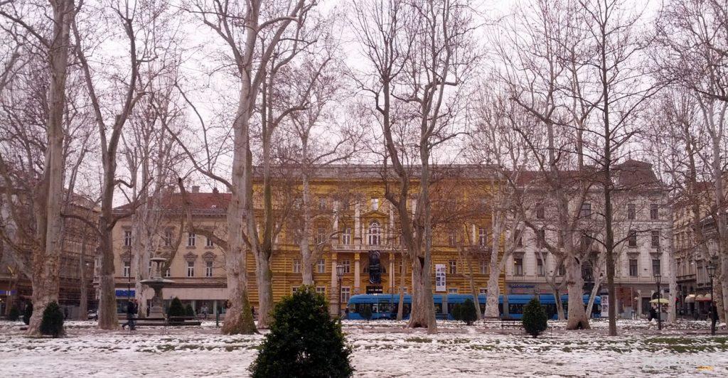 arheološki muzej zagreb / veljača 2015.