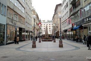 bogovićeva ulica, zagreb / veljača 2013.