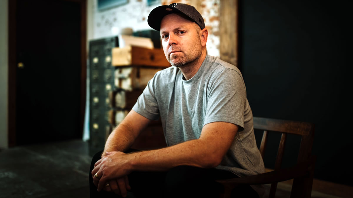 DJ Shadow - Josh Davis - 2020