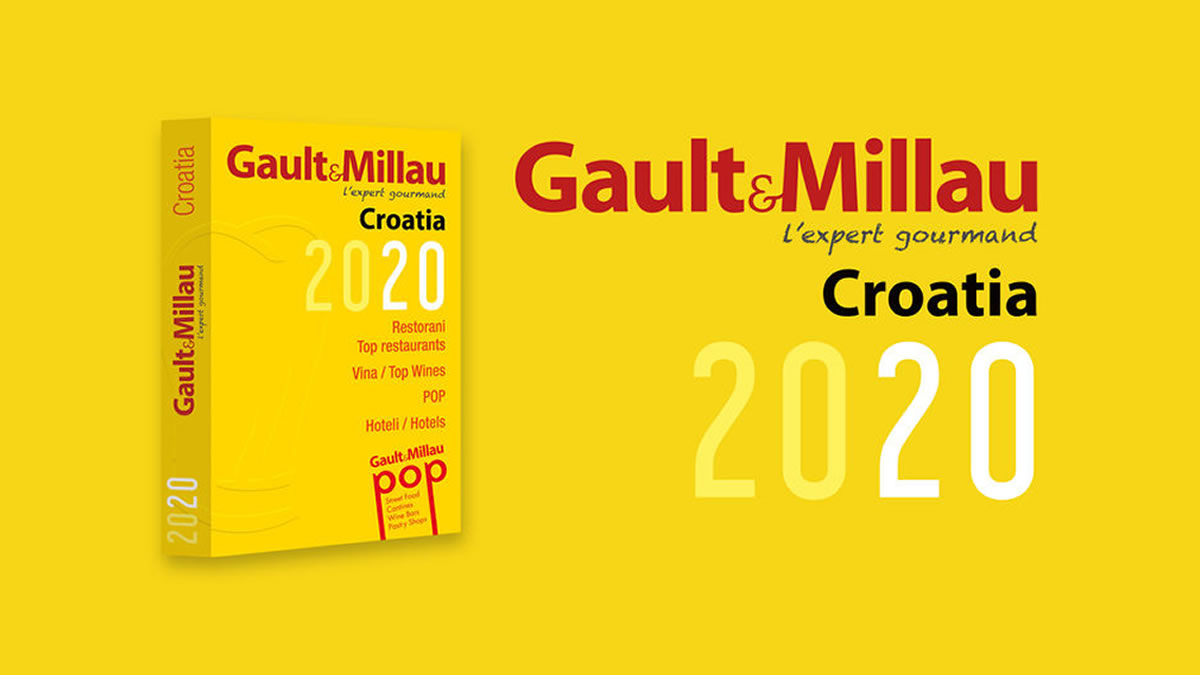gault and millau croatia 2020