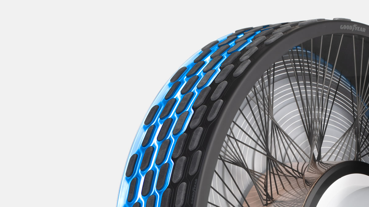 Goodyear reCharge 2020