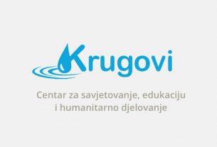 krugovi - centar za edukaciju savjetovanje i humanitarno djelovanje - logo 2020