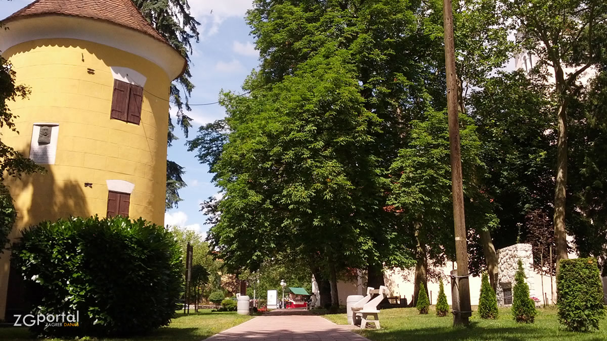 kula petra zrinskog - kaštel vrbovec - lipanj 2014.