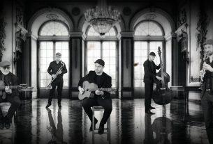 oridano gypsy jazz band - swing king - 2020