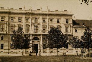 palača vranyczany - dobrinović, zrinjevac, zagreb / 1880.