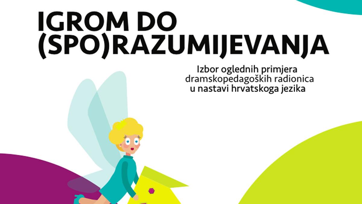 """priručnik """"Igrom do (spo)razumijevanja"""" - Teatar Tirena 2020"""