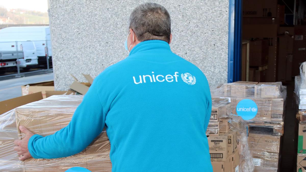 unicef - socijalna pomoć - travanj 2020.