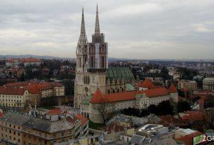zagrebačka katedrala / studeni 2018.