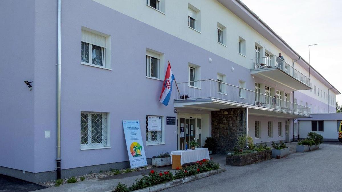dom za starije i nemoćne osobe trešnjevka zagreb 2020