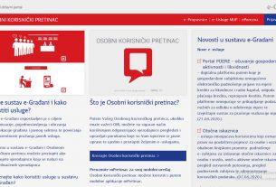 e-građanin - središnji državni portal - 2020