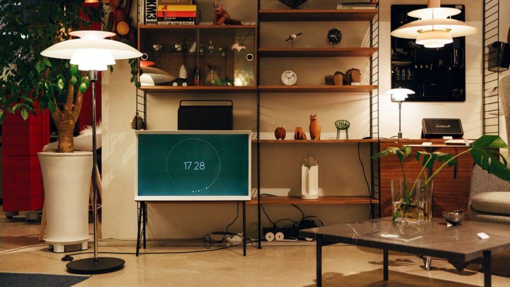 samsung the serif televizor 2020