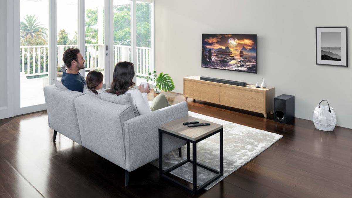 Sony HT-G700 - dolby atmos soundbar 2020