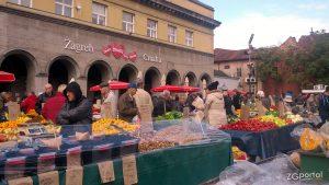 tržnica dolac zagreb - listopad 2015.