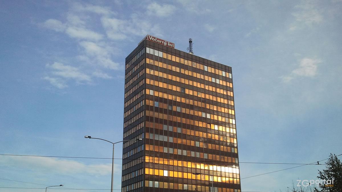 vjesnikov neboder, zagreb / studeni 2012.