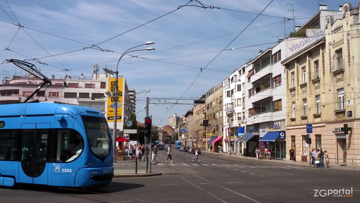 vlaška ulica - kvaternikov trg - zagreb, srpanj 2015.