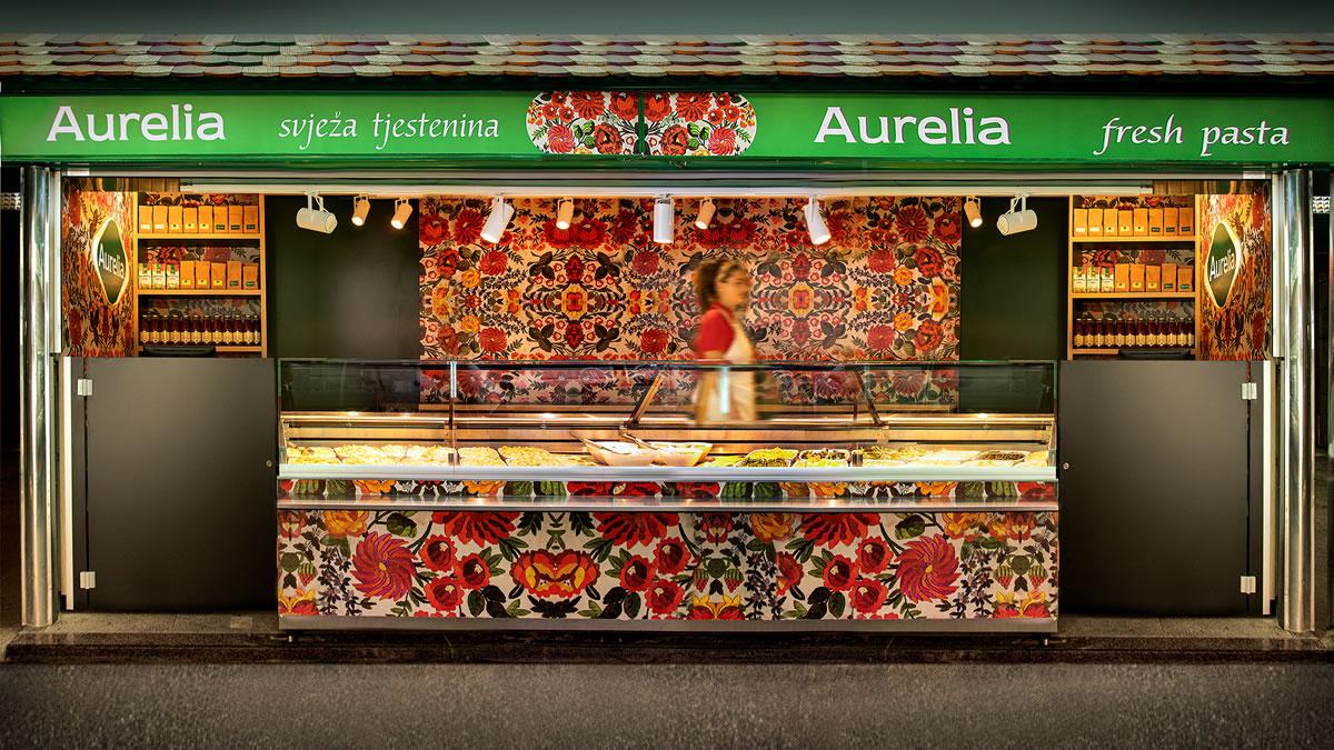 aurelia svježa tjestenina - tržnica dolac, zagreb - 2020