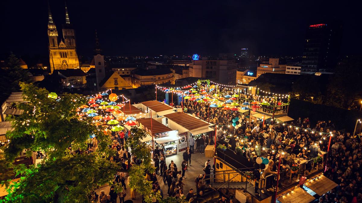 baš naš gourmet & music festival 2019 - plato gradec zagreb