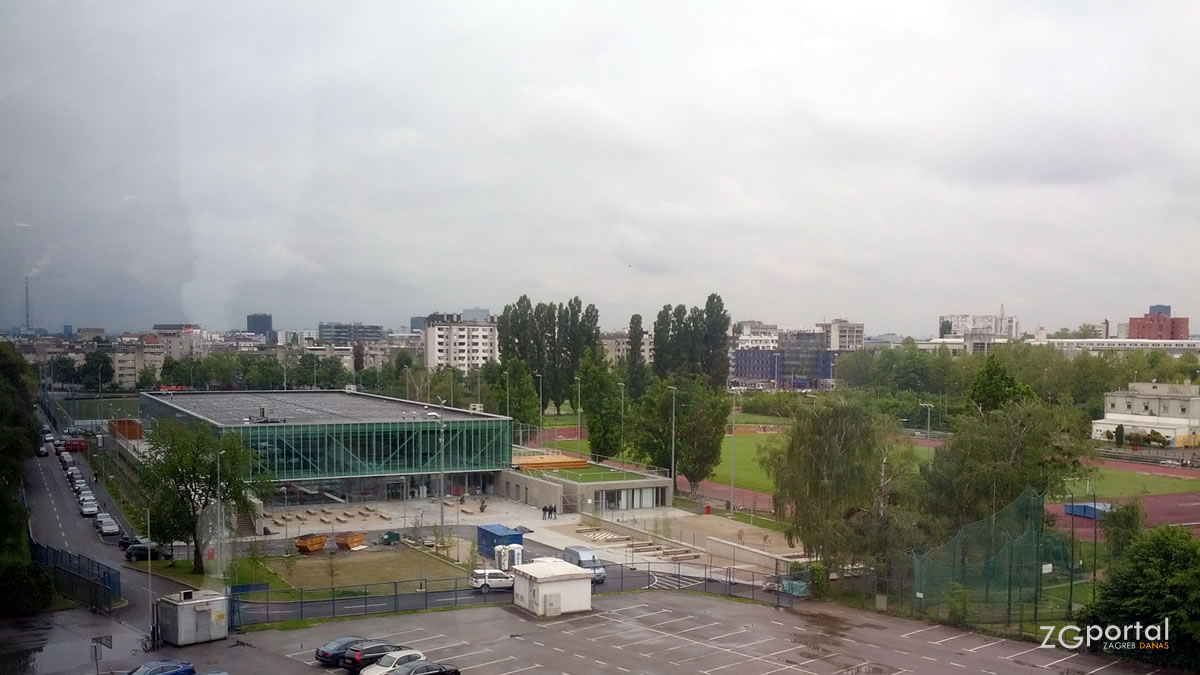 bazen svetice - sportsko rekreacijski centar svetice / travanj 2016.