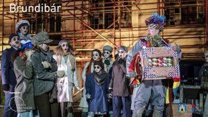 brundibar - dječja opera - 2020