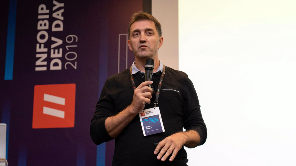 damir prusac - infobip - 2020