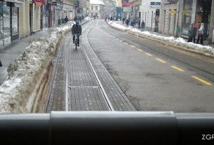ilica zagreb - siječanj 2013.