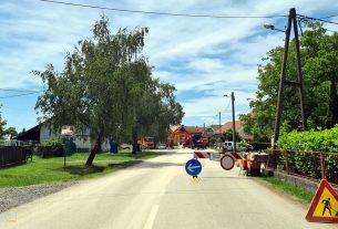 kobilić, velika gorica - izgradnja kanalizacije - lipanj 2020.