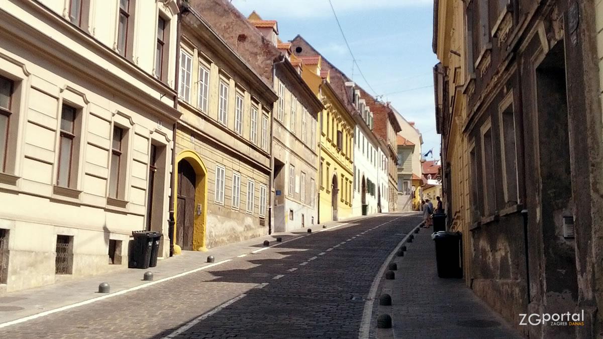 mesnička ulica, zagreb - srpanj 2015.