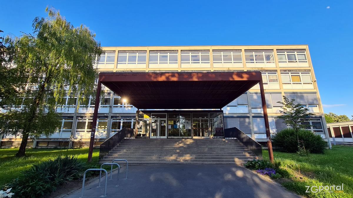 tehničko veleučilište u zagrebu - graditeljski odjel - sopot, zagreb - 2020