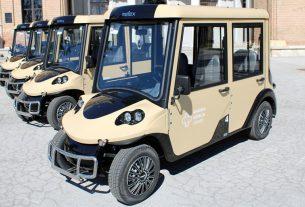 električna vozila - gradska groblja zagreb - 2020