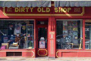 dirty old shop - tratinska ulica 18, zagreb / 2020