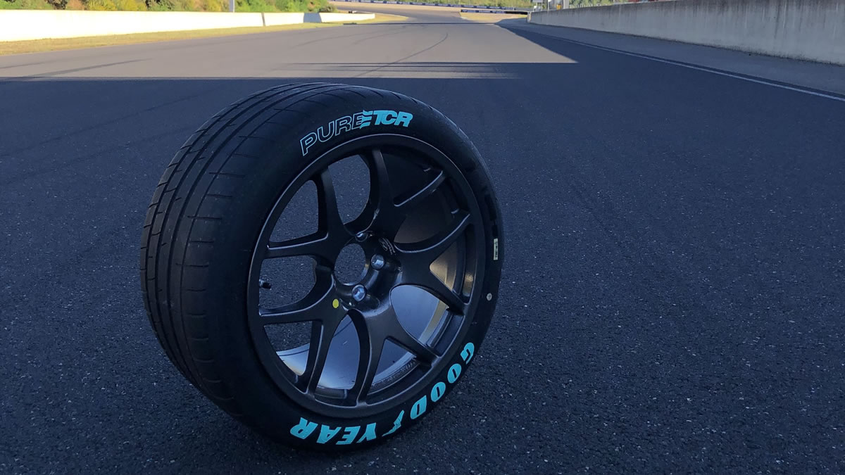 goodyear eagle f1 supersport etcr 2020