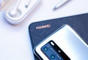 huawei p40 pro - huawei freebuds 3i - 2020