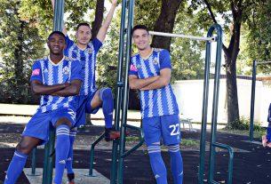 NK Lokomotiva - Adidas dres - prva garnitura - sezona 2020-2021