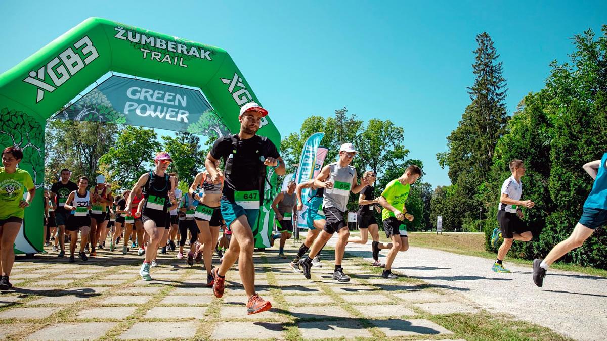 žumberak trail 2020 - rekreativna utrka