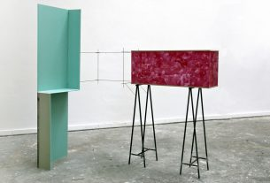 fabian anselm orasch - me talking to you, you standing therex - 2020