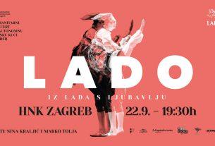 Iz lada s ljubavlju 2020 - humanitarni koncert ansambla LADO za Autonomnu žensku kuću Zagreb