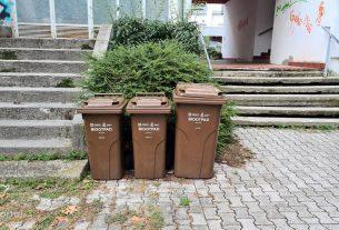 kanta za biootpad - čistoća zagreb - rujan 2020.