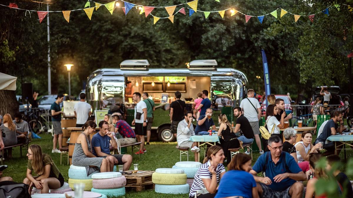 munchy gastro prikolica - food truck festival 2020