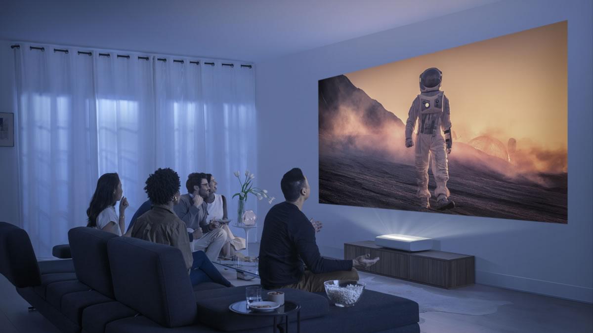 projektor samsung the premiere 2020