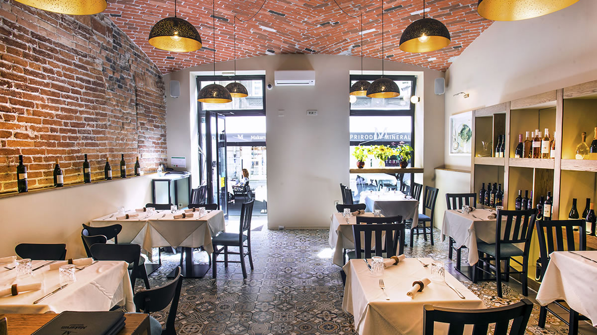restoran makarun zagreb 2020