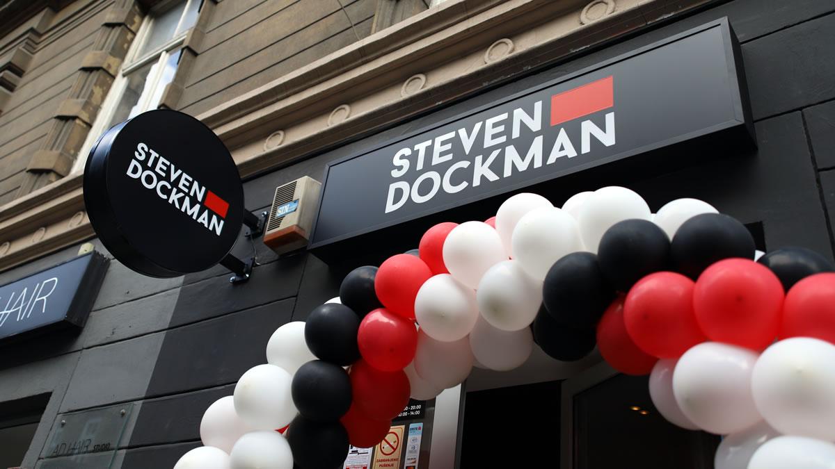 steven dockman showroom zagreb 2020